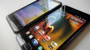 Desire HD DHD Galaxy S II S2 17 - Fotos: HTC Desire HD vs. Samsung Galaxy S II