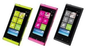 Fujitsu e Toshiba apresentam smartphone com Windows Phone Mango 14
