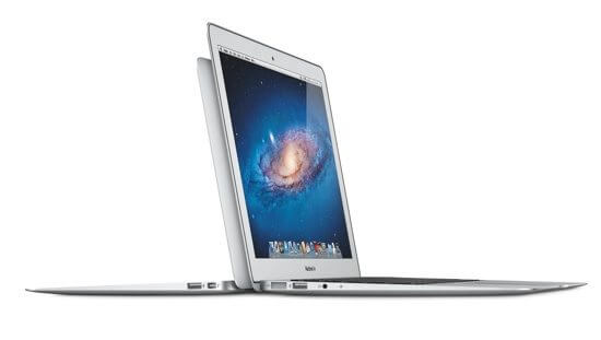 Apple Atualiza Linha de MacBook Air 3