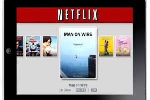 Netflix iPad Apps3 - Netflix está chegando ao Brasil!