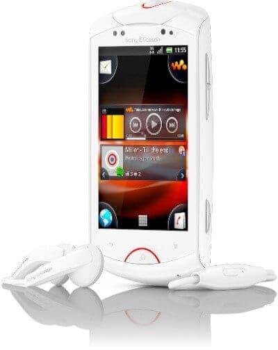 sony walkman - Sony Ericsson Live com Walkman