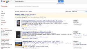 Google Shopping estréia no Brasil 10