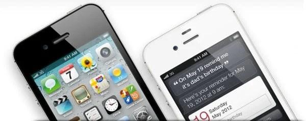 iphone4s3 - iPhone 4S chega ao Brasil em 16 de dezembro