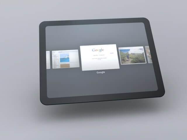 google tablet preco - Google pode lançar tablet próprio até abril