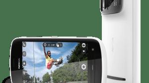 Nokia lança smartphone com câmera de 41 megapixels 6
