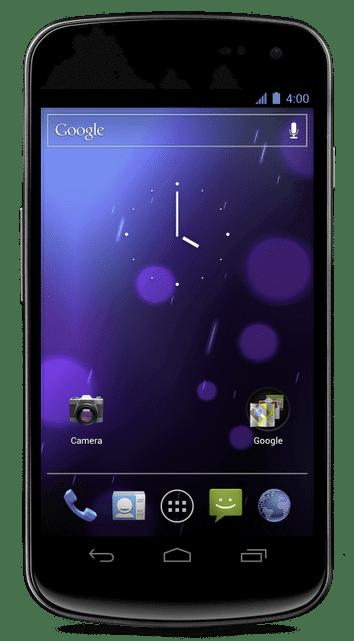 ICSv3 - Android 4.0.4 começa a ser liberado para o Nexus S, XOOM e Galaxy Nexus