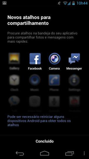 Facebook 1.9 update atualização ICS 30 - Aplicativo do Facebook é atualizado com novo recurso para Câmeras