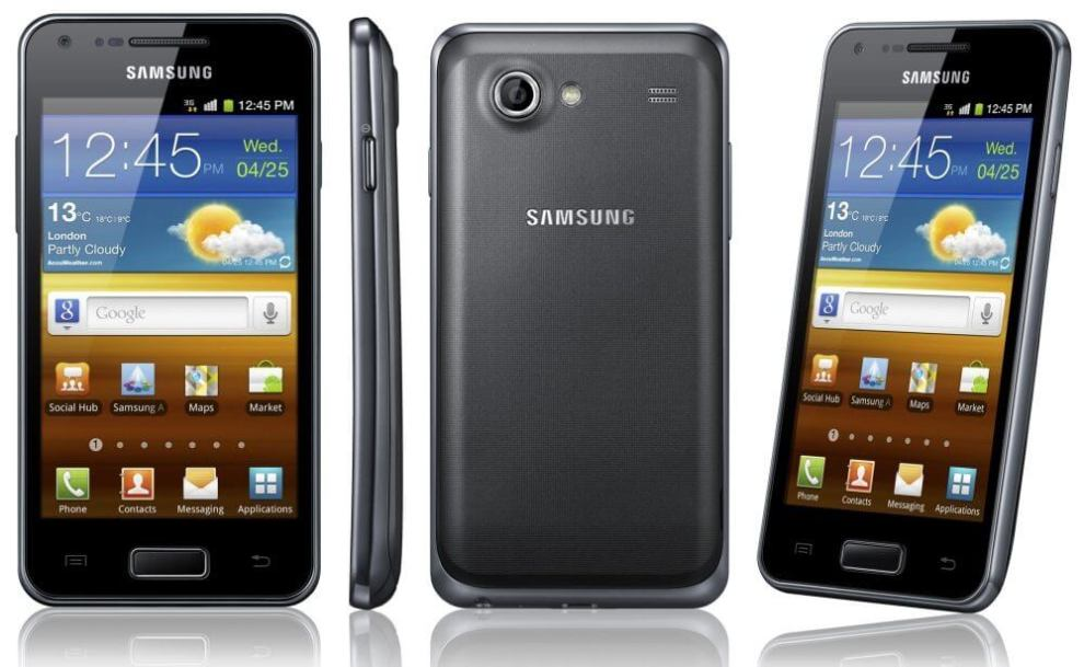 Samsung Galaxy S Advance - TIM lança Samsung Galaxy S II Lite por R$999