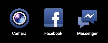 icons - Aplicativo do Facebook é atualizado com novo recurso para Câmeras