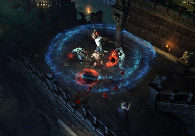 Diablo 3 - Jogue agora o Diablo III