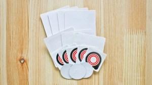 Stickers 037 - Sorteio: concorra a de 2 kits de adesivos com NFC do Showmetech!