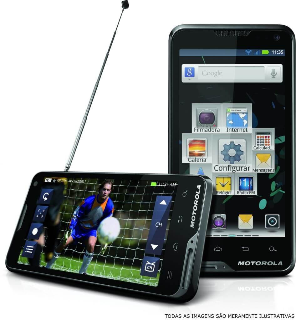 Motorola Atrix TV chega ao Brasil 4