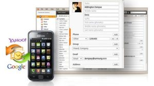 Tutorial: sincronizando o Galaxy SI, SII e SIII com o Outlook 6