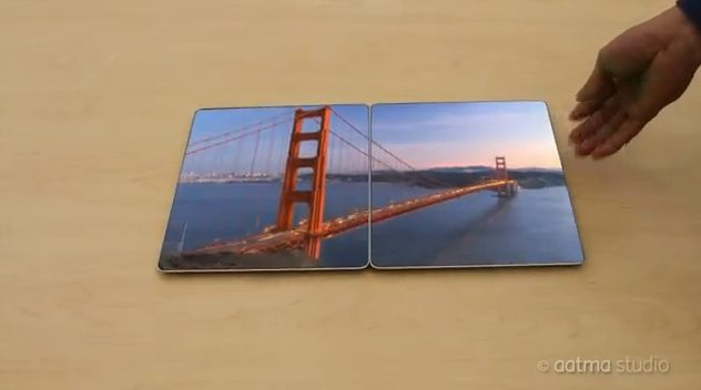 ipad 3 edge to edge display - Novo iPad: conceito com tela edge-to-edge e recursos holográficos