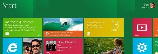 Windows Metro Oito 8 - Windows 8: arquivos de instalação da versão final vazam na web