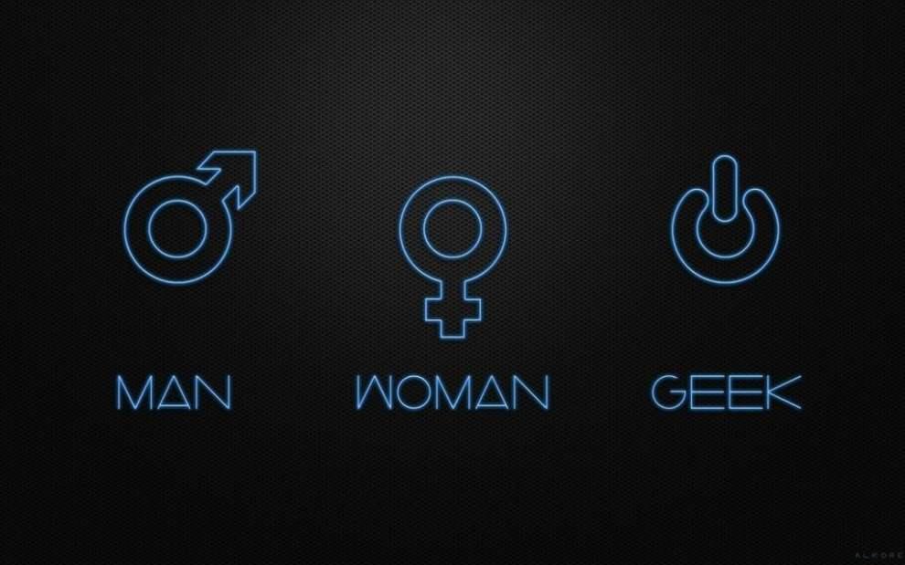 Man Woman Geek - 10 ótimos Papéis de Parede Geeks para o seu desktop