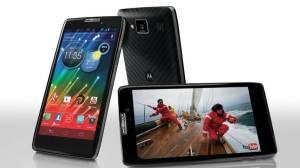 razr hd hero motorola - Motorola lança RAZR HD: o primeiro smartphone 4G do Brasil