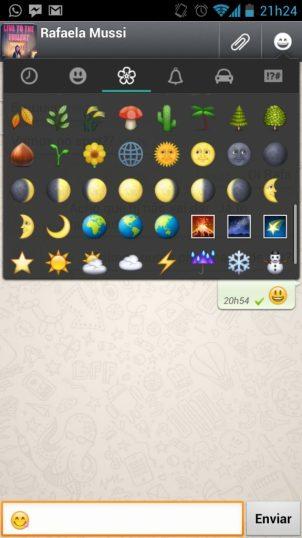 Whatsapp: atualização traz novos emoticons para o aplicativo 7