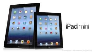 ipad mini - Apple apresenta novos iPad Mini e quarta geração do iPad