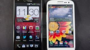 HTC Droid DNA x Samsung Galaxy SIII - Comparativo: HTC Droid DNA x Samsung Galaxy SIII
