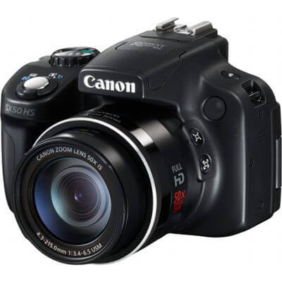 Review: Canon PowerShot SX50 Point and Shot 4