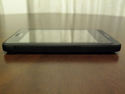 P3240274a - Review: Sony Xperia Go