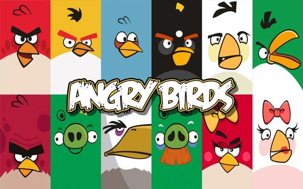 Angry Birds - Rovio anuncia criação de playground inspirado em Angry Birds no Brasil
