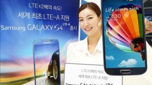 Galaxy S4 ganha variante com chip Snapdragon 800, suporte para redes LTE-A e duas novas cores 14
