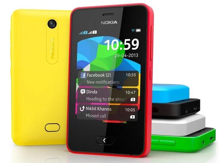 Captura de Tela 2013 07 28 às 12.03.57 - Nokia Asha 501 chega ao Brasil por R$ 329