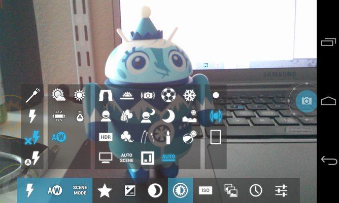 CyanogenMOD Nemesis Focal App2 - CyanogenMOD Nemesis Phase 1 é revelada com um novo app de câmera, o Focal