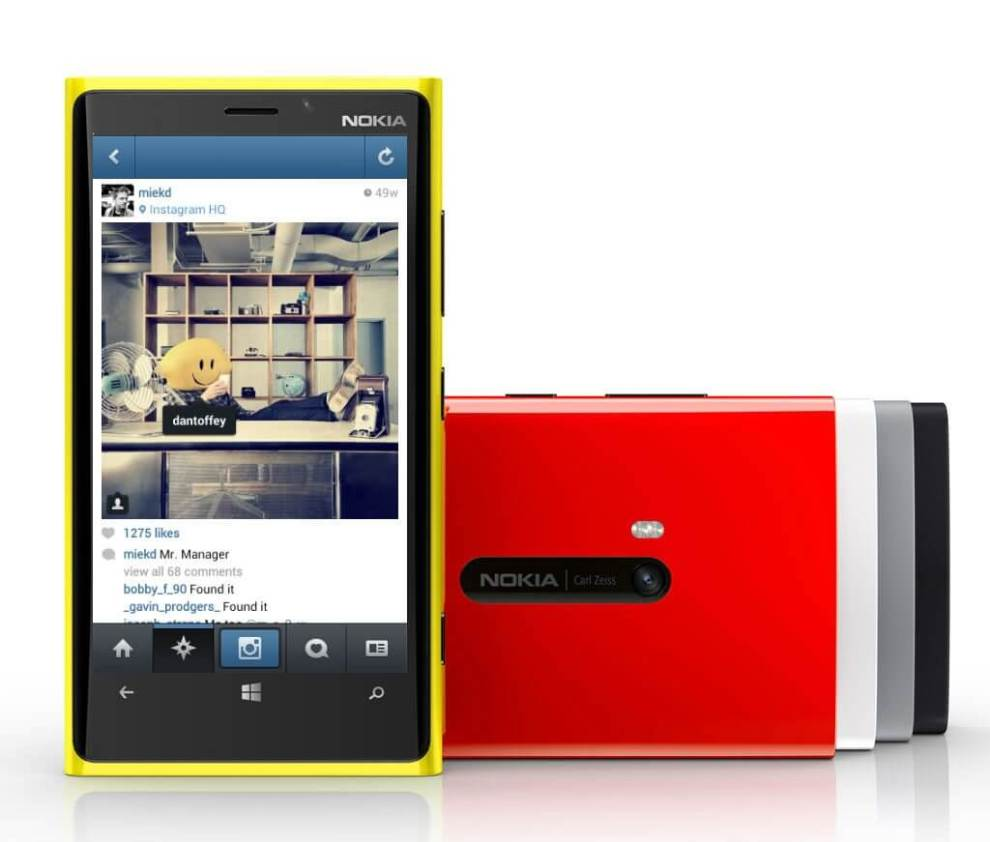 Instagram elimina fotos publicadas via Windows Phone 4