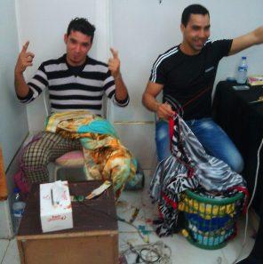A vida do ladrão Hafid / reprodução