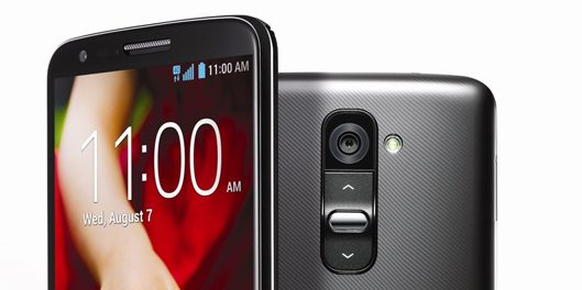 Rear Key: botões traseiros do LG G2