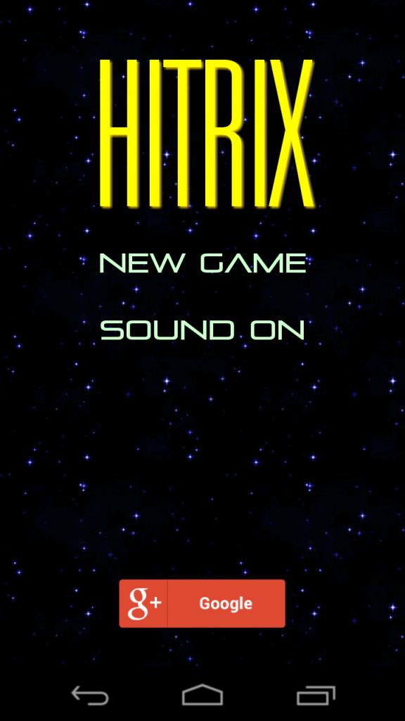Hitrix 1 brasil game - Criador do game Hitrix fala sobre o desenvolvimento para o Android