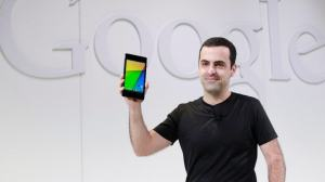 Hugo Barra, vice-presidente do Android, deixa o Google 6