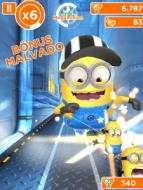 IMG 0341 225x300 - Game Review: Meu malvado favorito: Minion Rush (iOS)