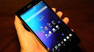 Hands-on: Sony Xperia Z Ultra, phablet com tela 6,4 polegadas Full HD e Snapdragon 800 13
