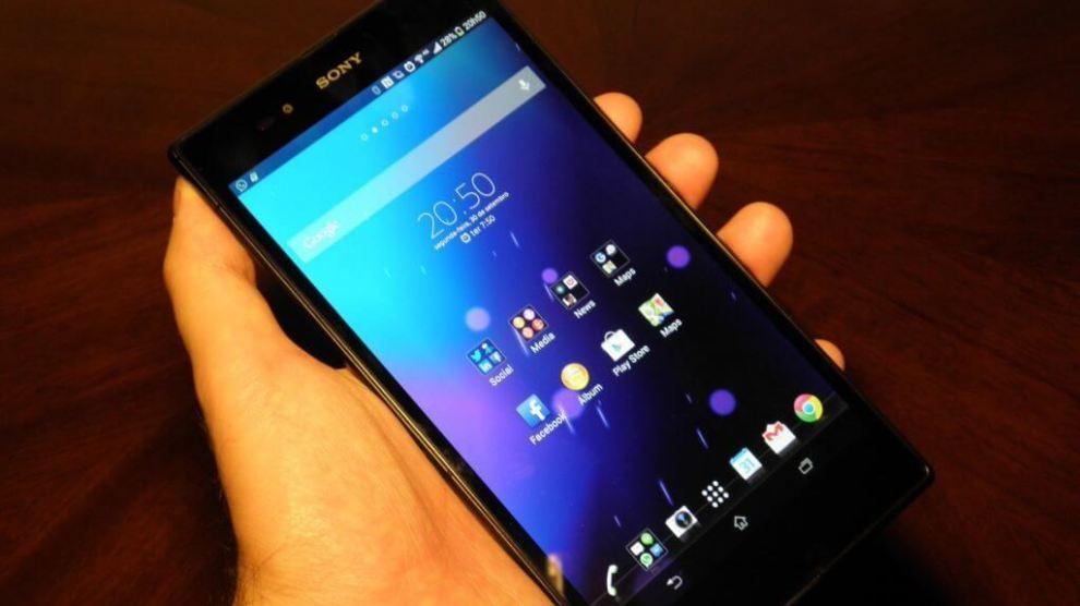 Hands-on: Sony Xperia Z Ultra, phablet com tela 6,4 polegadas Full HD e Snapdragon 800 4