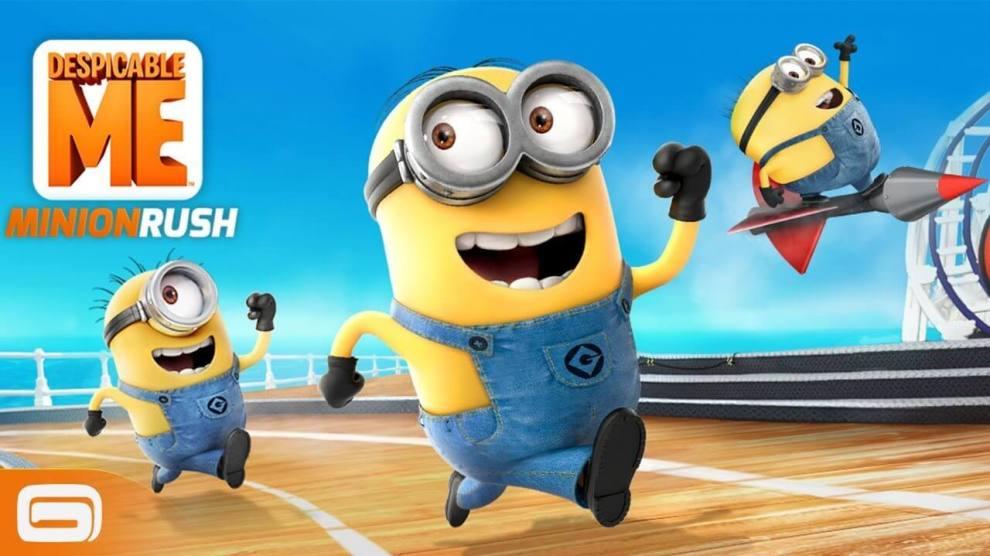 Game Review: Meu malvado favorito: Minion Rush (iOS) 6