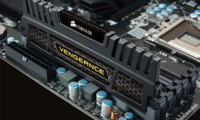 Destaque - Testamos: memória Corsair Vengeance 8GB