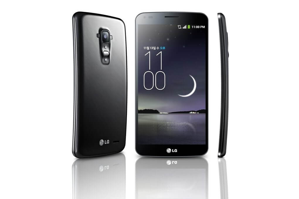 LG G Flex 4 verge super wide - Smartphone com tela curva LG G Flex já tem preço definido para o Brasil