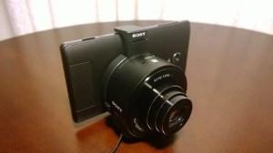 Hands-on: Sony DSC-QX10, câmera WiFi para smartphones 13