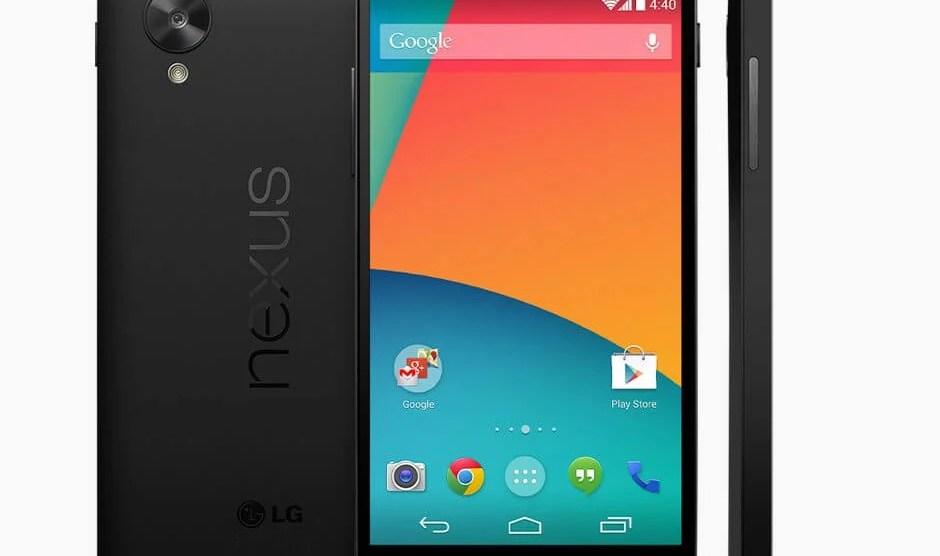 Google inicia vendas do Nexus 5, primeiro smartphone com o Android 4.4 (Kitkat) 3