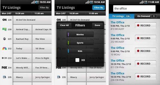 Aplicativo permite assistir TV por assinatura no celular