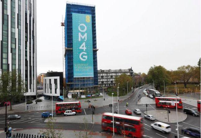 Operadora testa internet 4G com velocidade de 300mbps em Londres / Metro