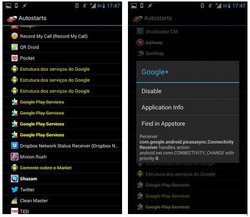 Reduza o consumo da bateria de smartphones e tablets Android