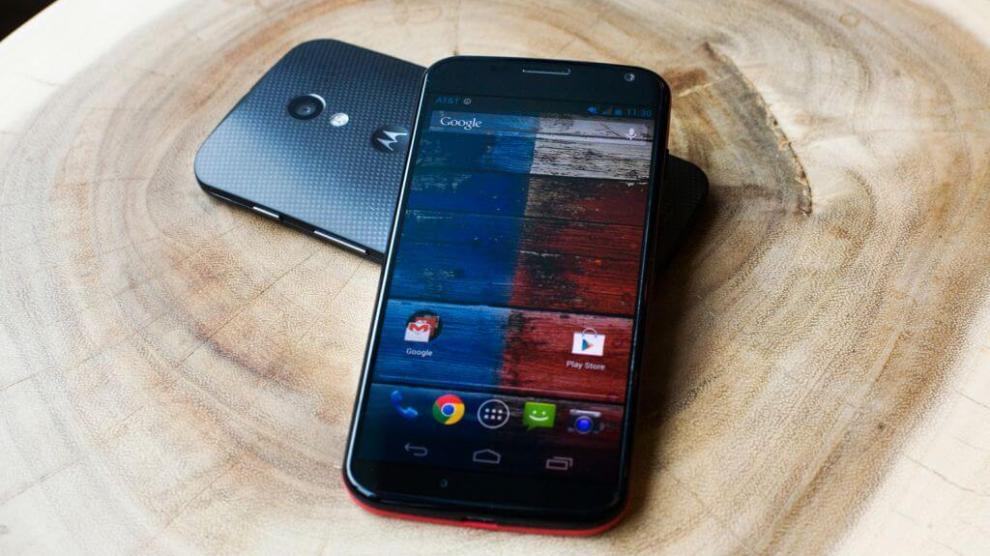 Vaza atualização Android 4.4 Kitkat para o Moto X da Motorola 4