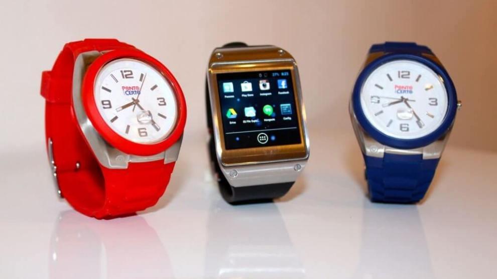 Smartwatches facilitam a vida no escritório e até no ônibus 5