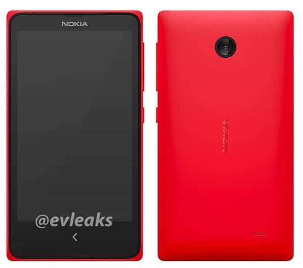 nokia normandy android phone