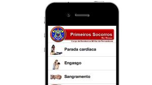 Aplicativo criado por Bombeiros ajuda nos primeiros socorros 6